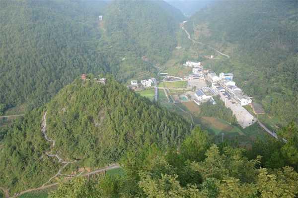 巫溪县古路镇观峰村