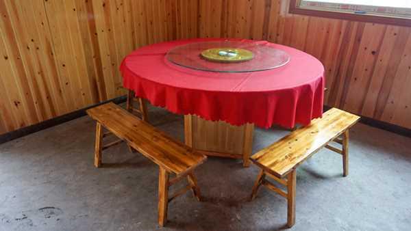 农家桌餐b