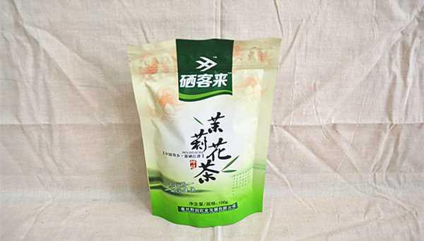 茉莉花茶100g【江津四面村】