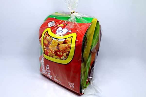 紫水休闲豆干6袋起卖【开州华新村】