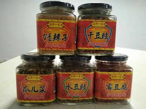 霉豆腐【开州龙茶村】