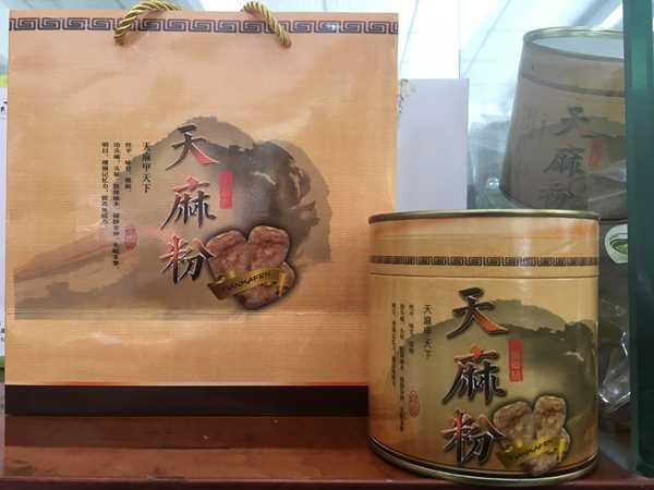 天麻粉【开州龙茶村】