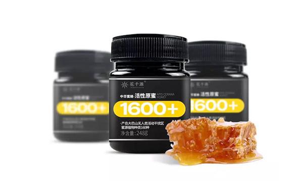 【花千源】中华蜜蜂. 活性原蜜1600+