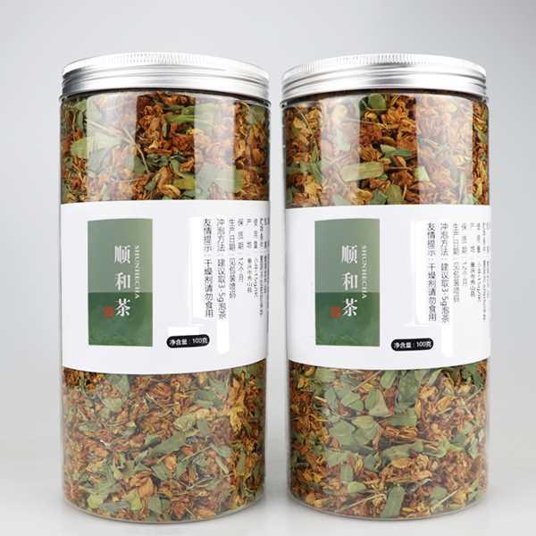 重庆秀山 顺和茶100g/罐